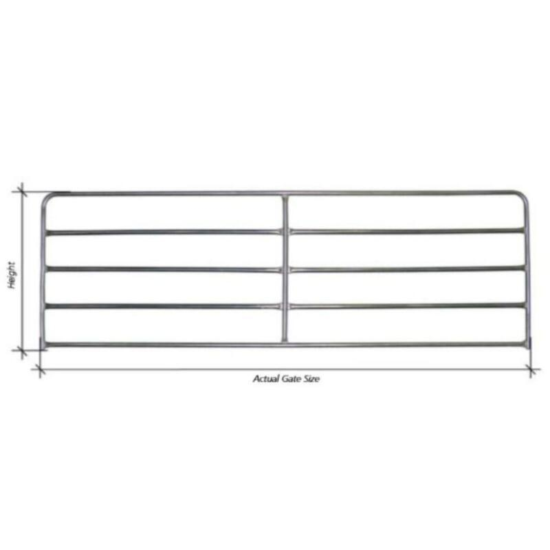 Galvinised Fencing Products
